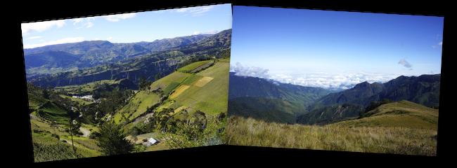 panorama chugchilan