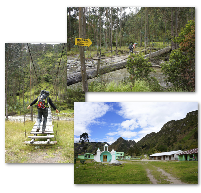 trek equateur