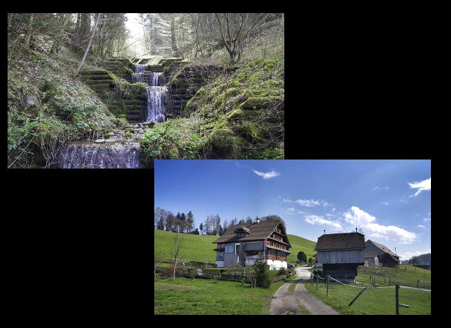 marche en suisse