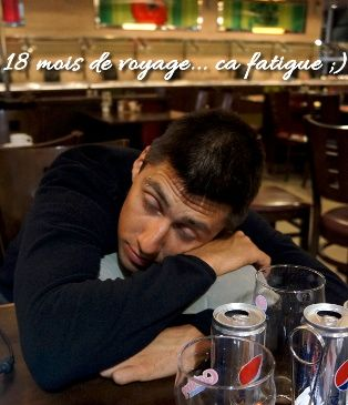 fatigue voyage
