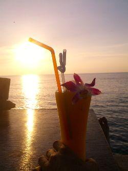 Fruit Shake en Thailande