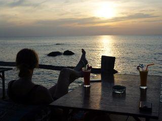 repos en Thailande