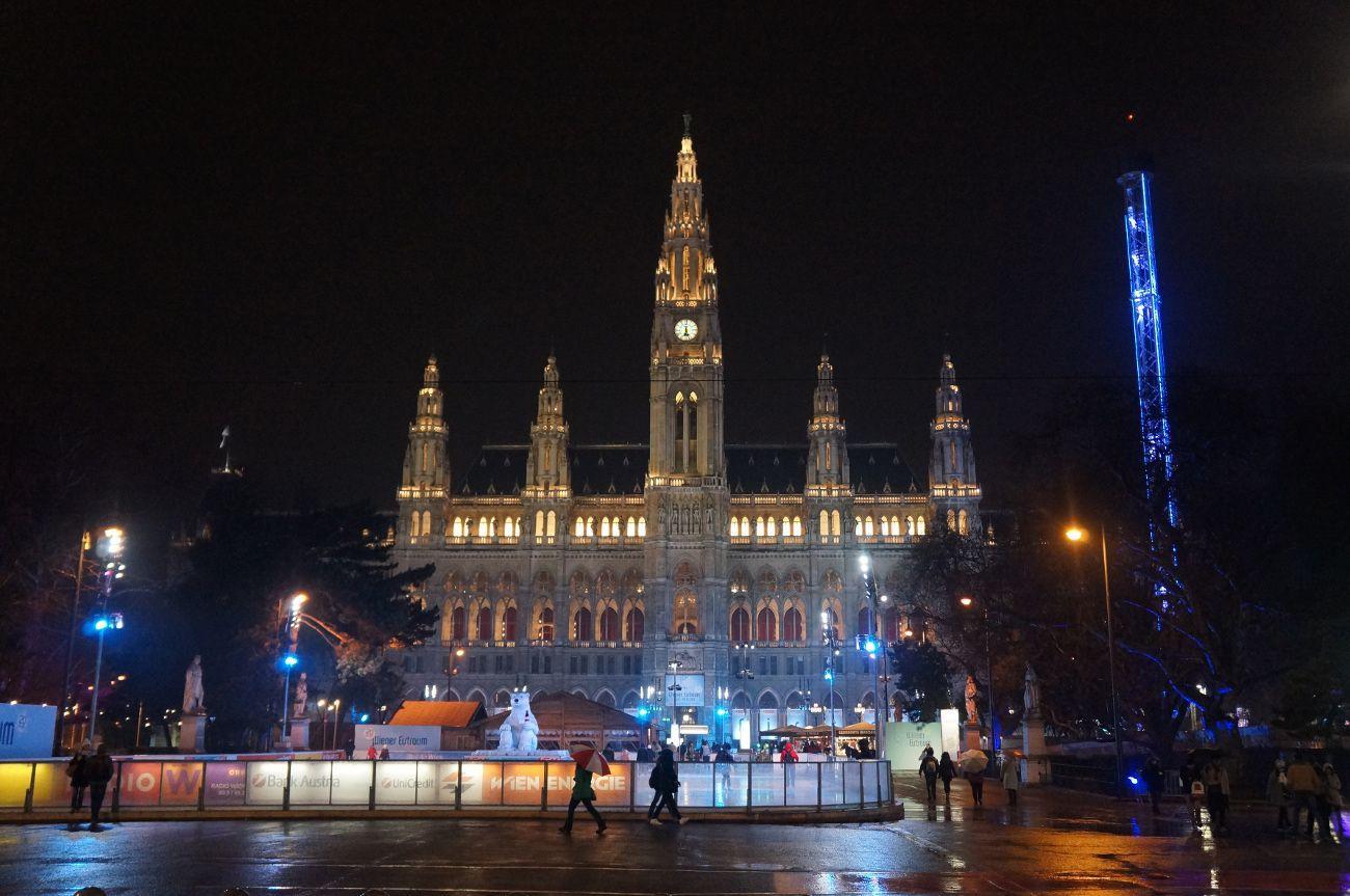 rathauskeller Vienne