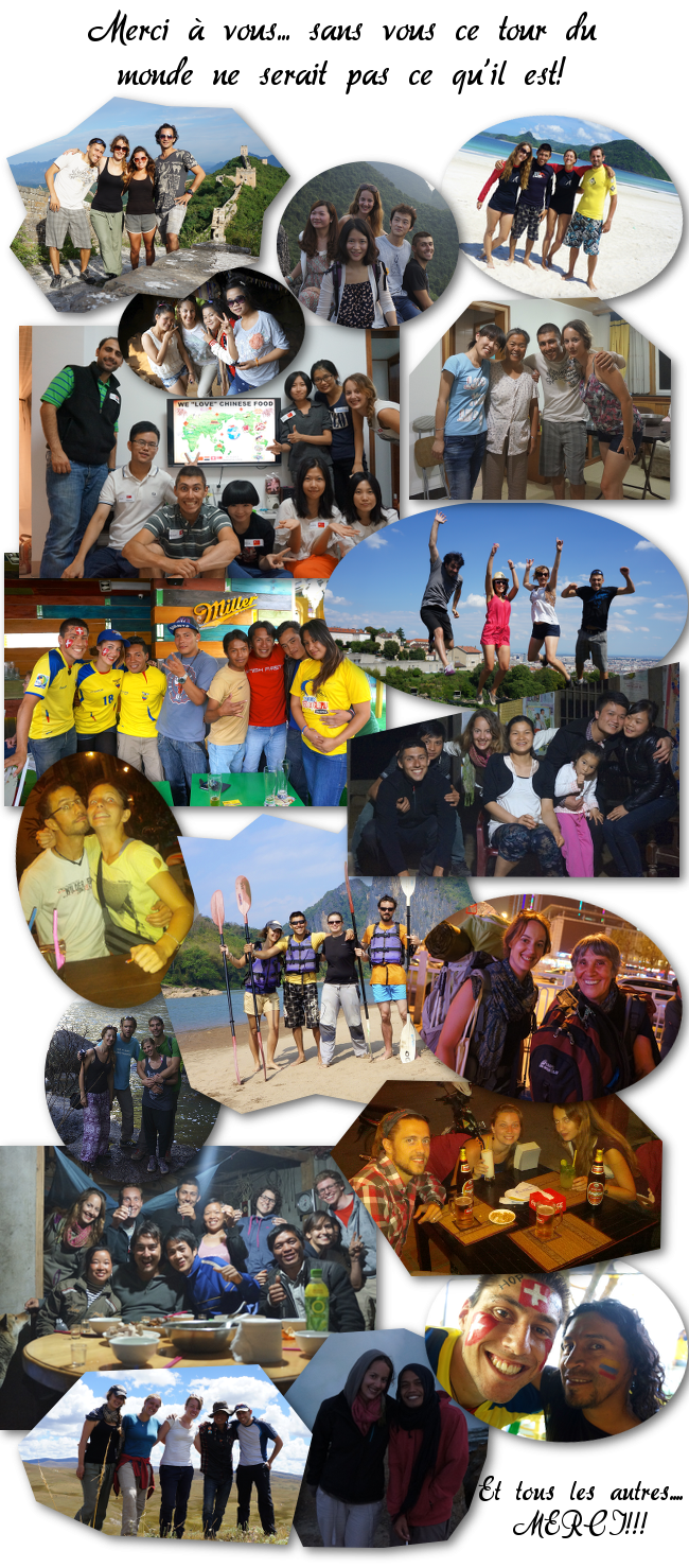 amis du monde