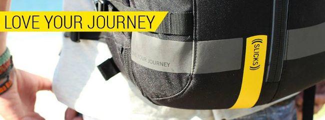 slicks love your journey