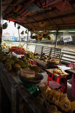 barque fruits