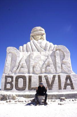 paris dakar en bolivie