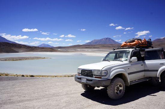 jeep in bolivia