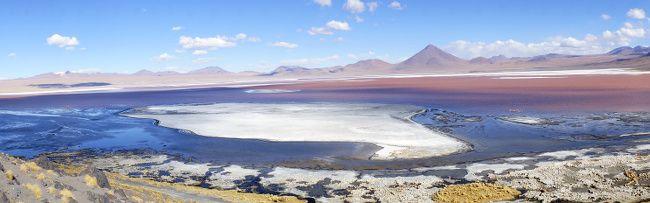 la lagune colorée