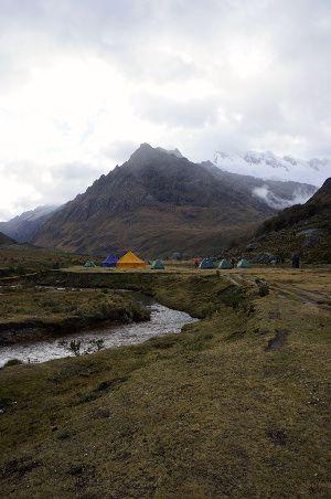 camping et trekking