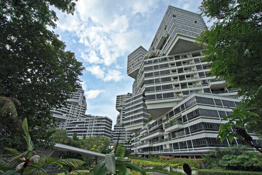 interlace condo singapour