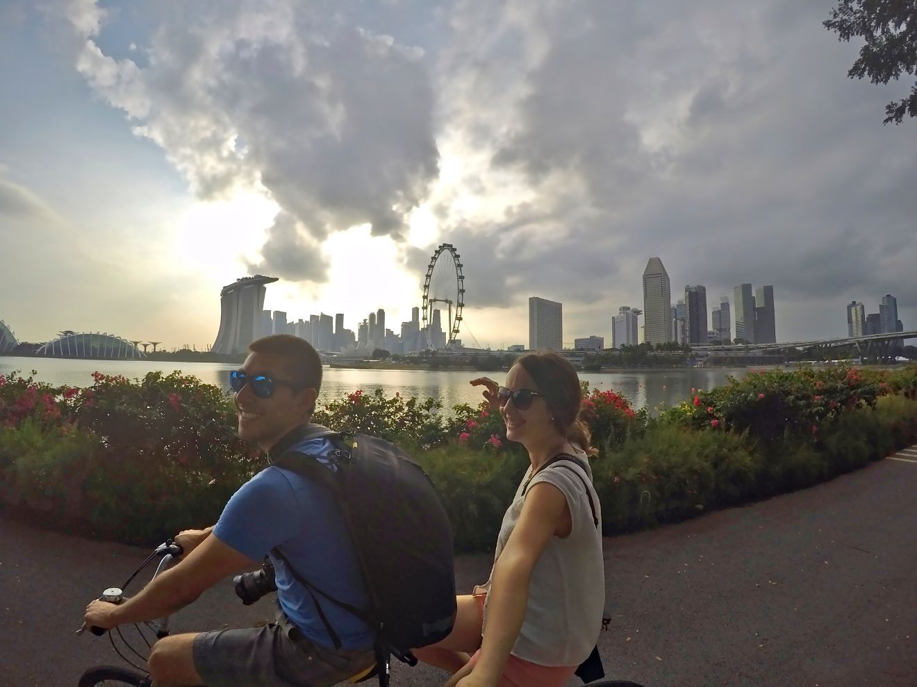 location de tandem à singapour