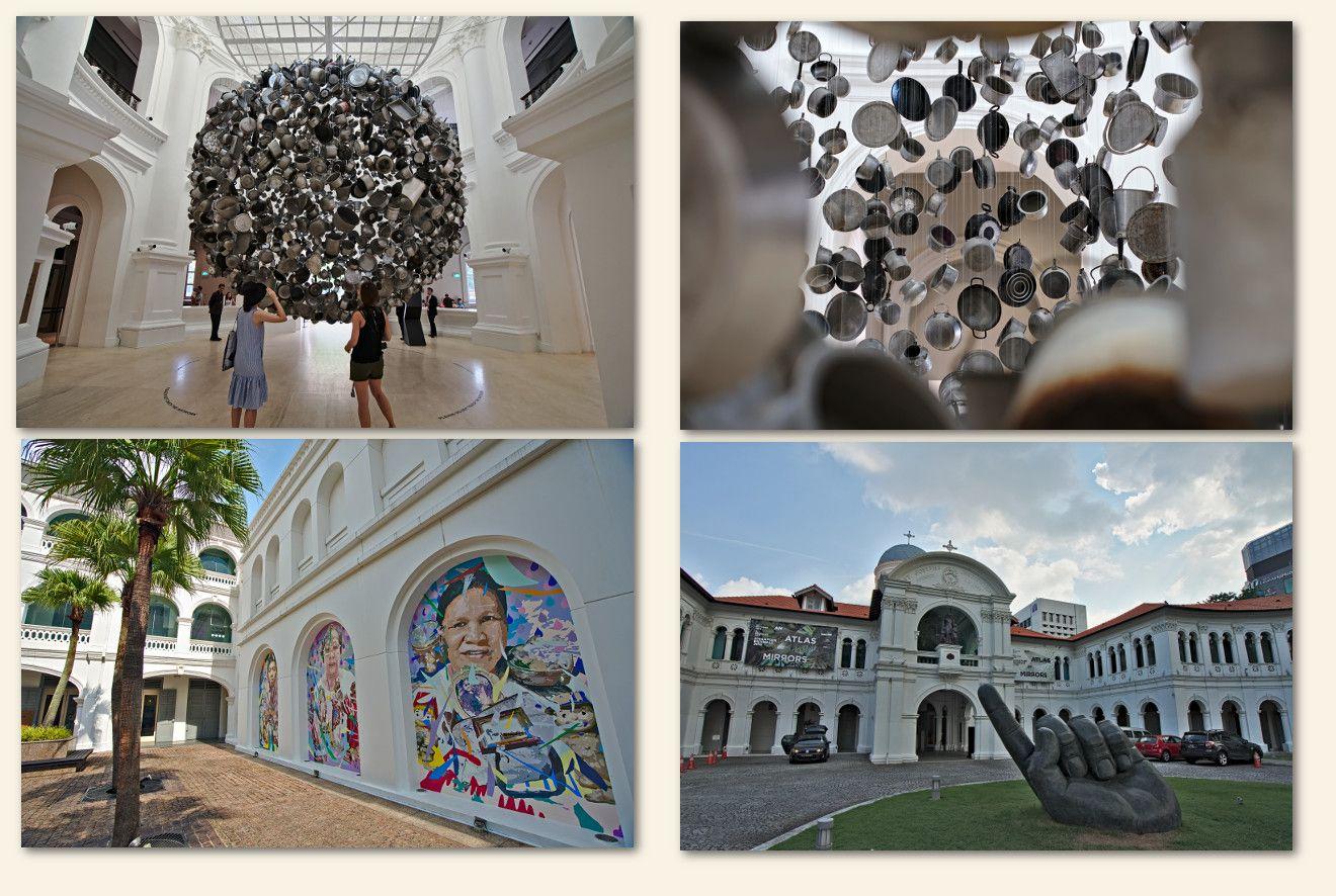 les biennales à Singapour