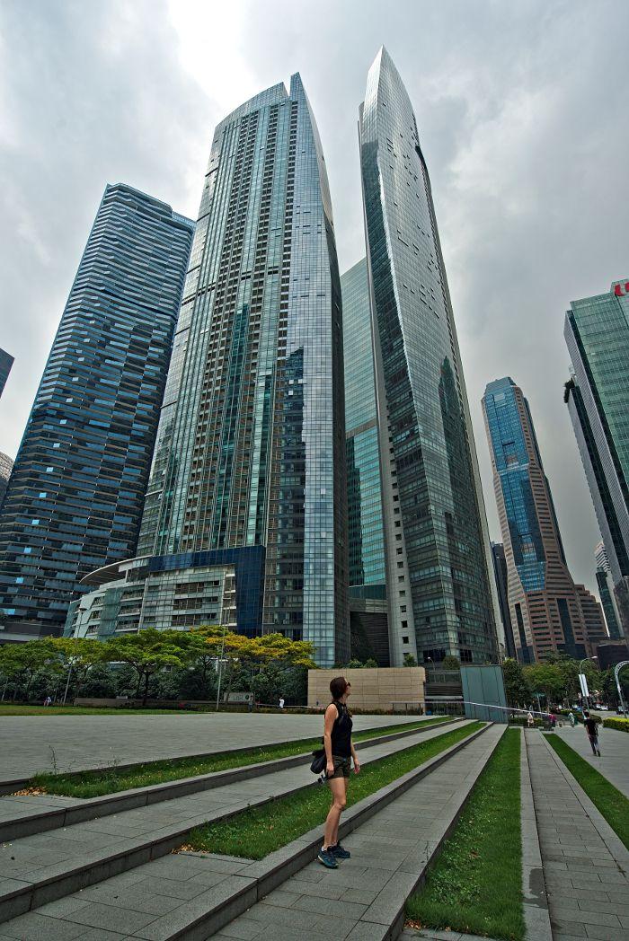 jungle urbaine de singapour