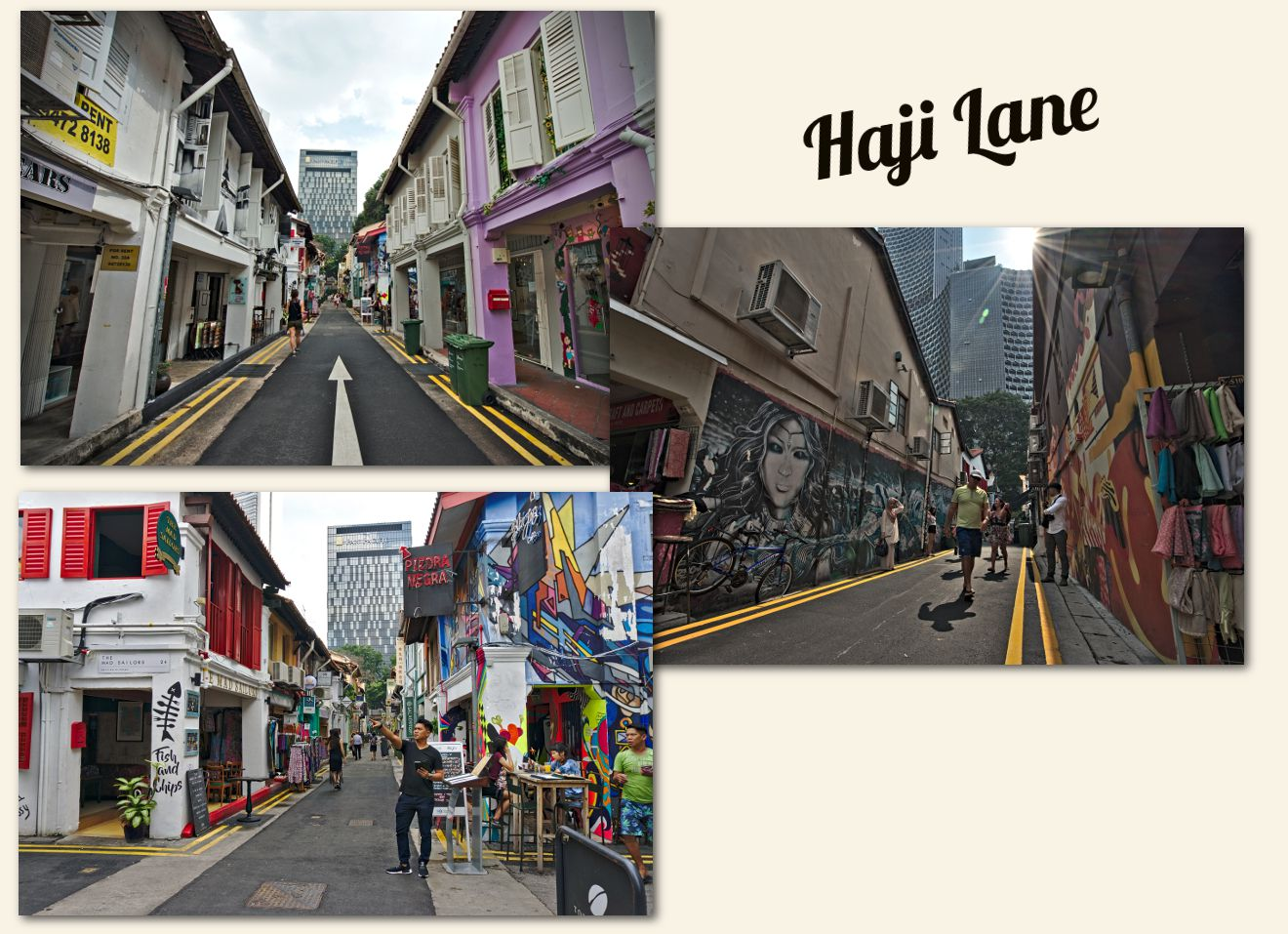 quartier de Haji Lane