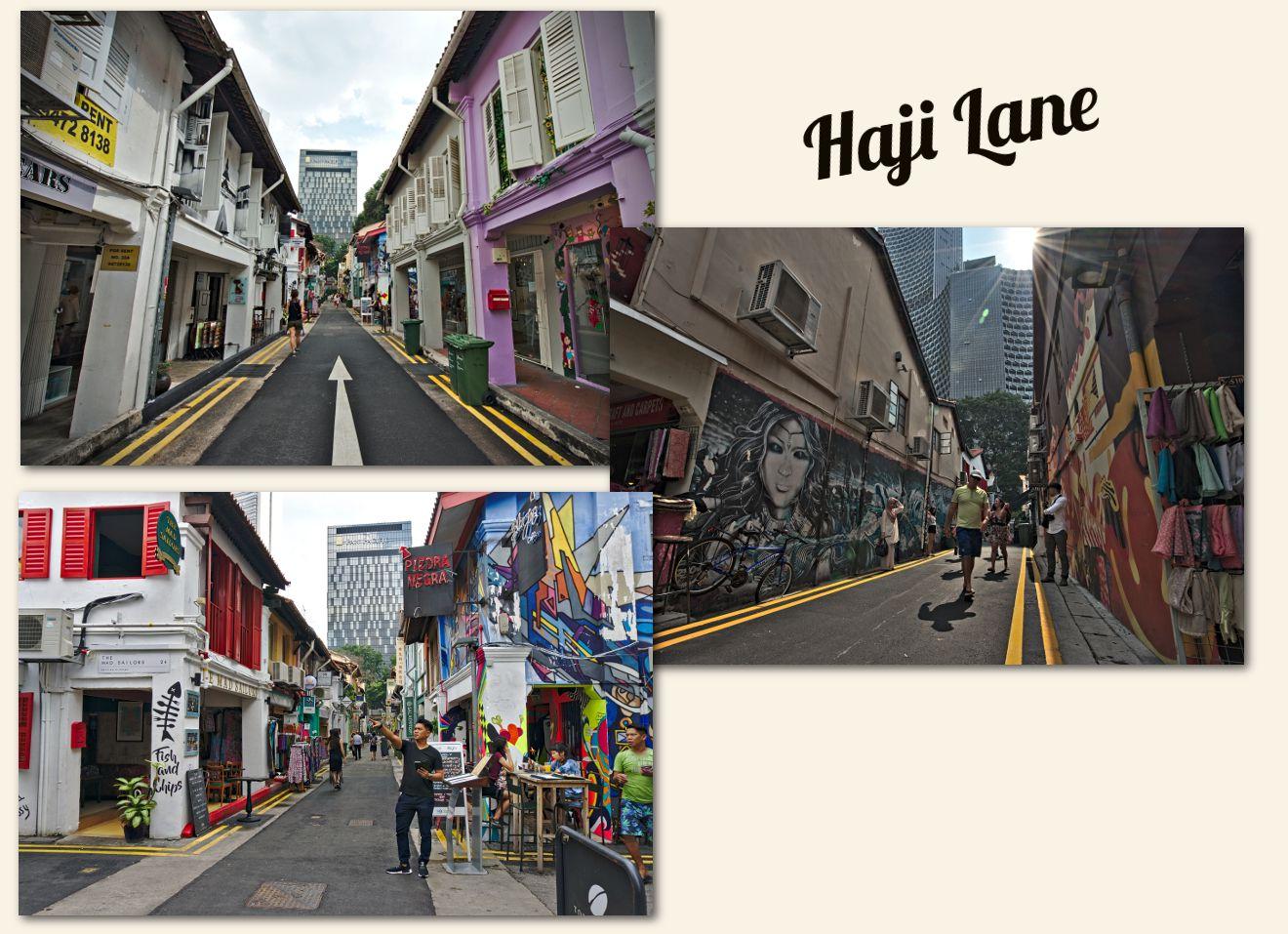 quartier de Haji Lane