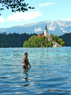 eglise Bled