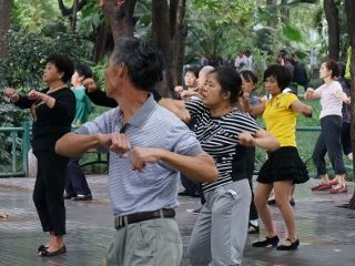 le sport en chine