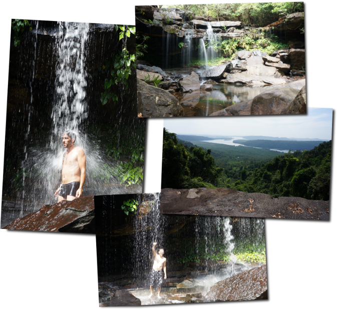 nature cascades