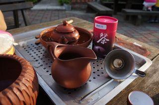thé taiwan