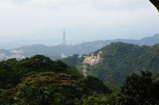 vue sur Taipei