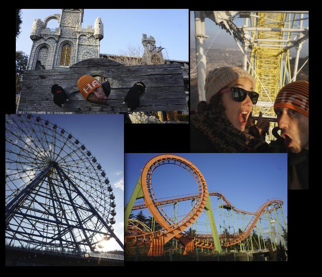 parc d'attraction tbilisi