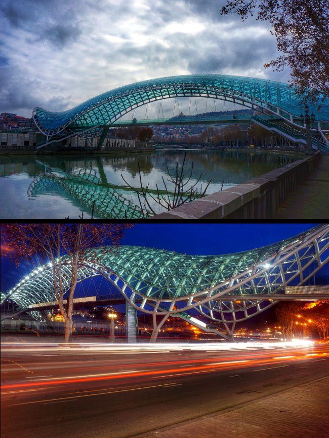 pont moderne tbilisi