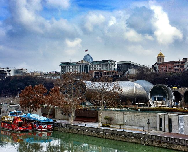 le théâtre de tbilisi