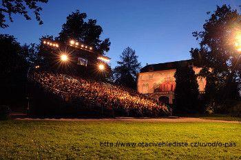 theatre Cesky Krumlov