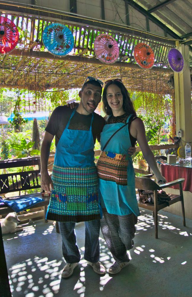 cours de cuisine à chiang mais