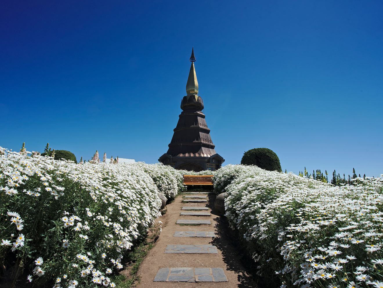 temple doi inthanon