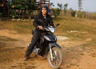 scooter wang wang