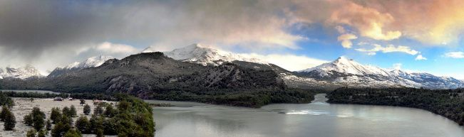 meteo en patagonie