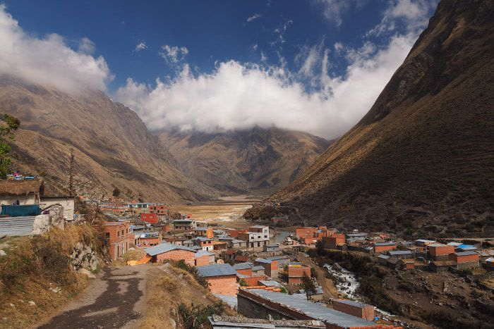 cocoyo village bolivie