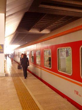 train chinois