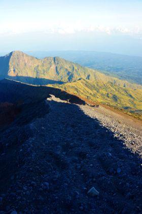 Gravier volcanique