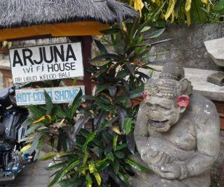 Ubud guesthouse