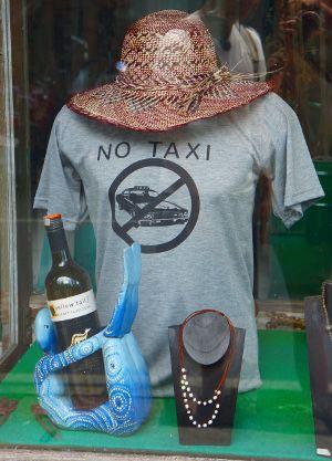 no taxi ubud