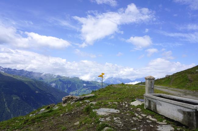Alpage de l'A Vieille, Valais