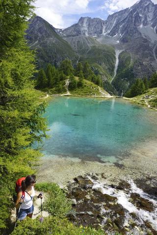 Randonnée Vale d'Herens en Valais
