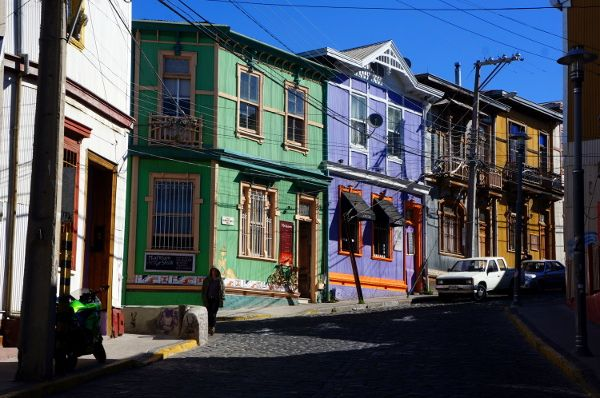maisons Valparaiso
