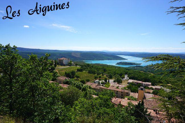 villages des Aiguines