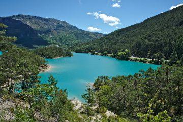 verdon lac de castillon