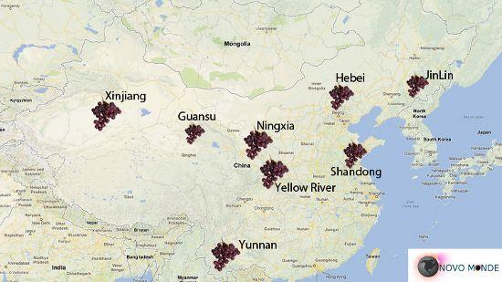 vins de Chine