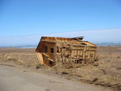 maison seisme
