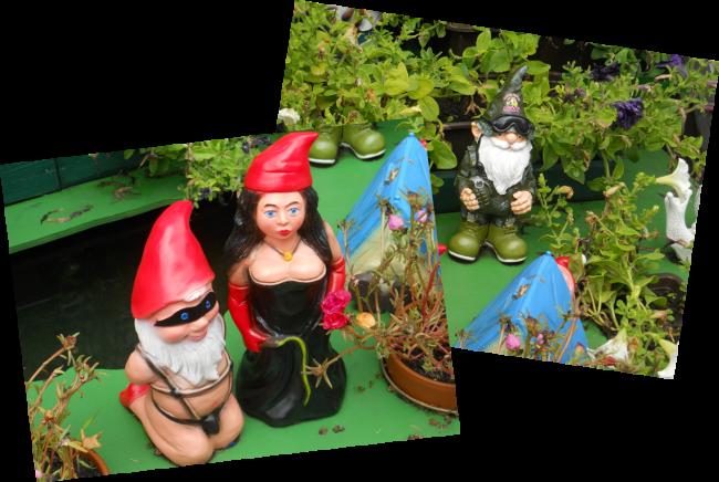 nains de jardins