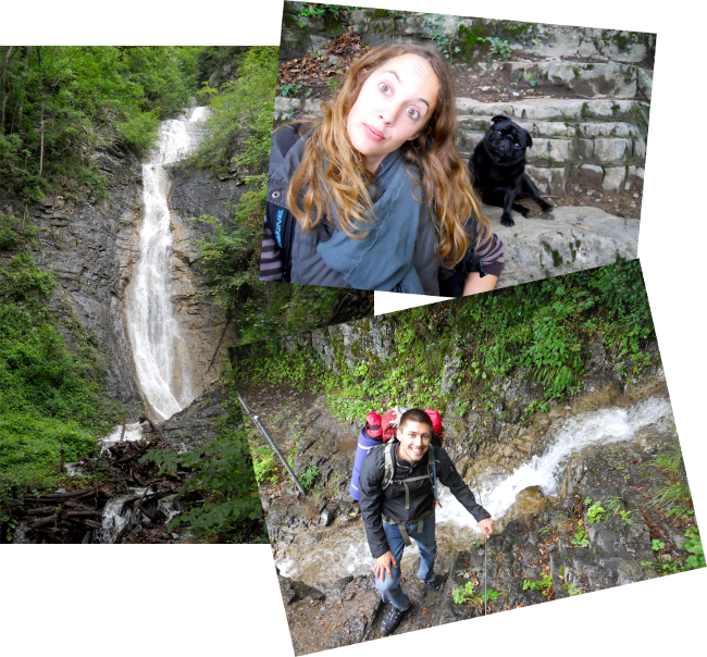 cascades walensee