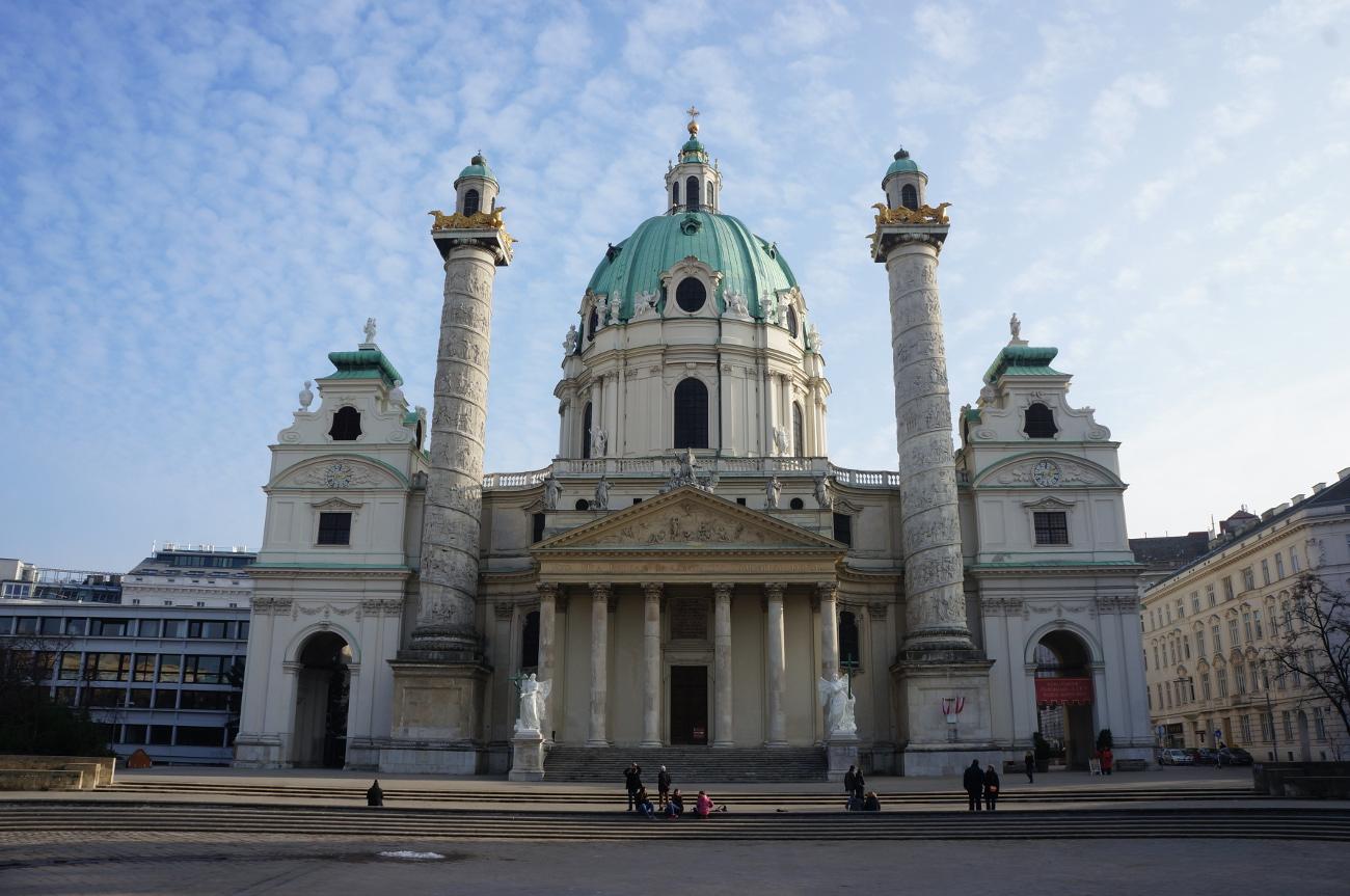 a week-end in Vienna