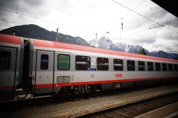 Train Tyrol