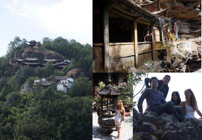 excursion à la chinoise
